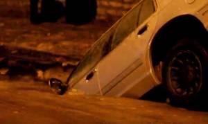 Μιζούρι: Εκεί που η γη καταπίνει αυτοκίνητα (vid)