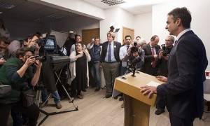ΝΔ: Ο Κυριάκος όρισε τους νέους διευθυντές της ΝΔ
