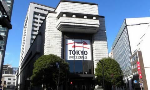 Με άνοδο άνοιξε το χρηματιστήριο στο Τόκιο