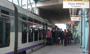 Ποια δρομολόγια τρένων και προαστιακού ματαιώνονται την Πέμπτη