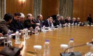 «Όλοι αξιολογούμαστε» το μήνυμα Τσίπρα στους υπουργούς του