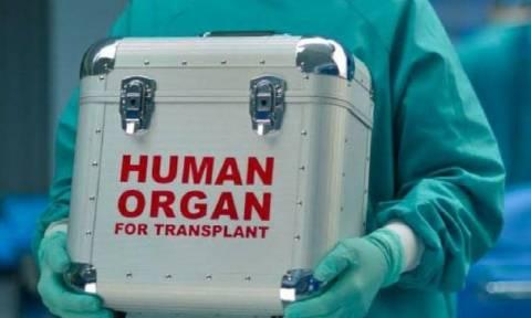 Αερογέφυρες ζωής μετά από διπλή δωρεά οργάνων