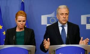 Αβραμόπουλος: Χτίζοντας φράκτες, υποτιμούμε το μέλλον της Ευρώπης
