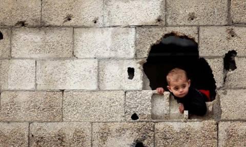Νέος ισραηλινός βομβαρδισμός στη Λωρίδα της Γάζας (Vid)