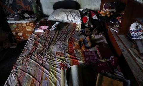 Το Newsbomb.gr μέσα στο σπίτι που κάηκε ζωντανός ο 67χρονος  - Δείτε το βίντεο ντοκουμέντο