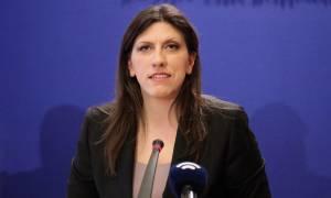 Κωνσταντοπούλου στο twitter: Ο Στουρνάρας έπρεπε να είχε παραιτηθεί