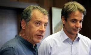 Ξαφνικό «φλερτ» Θεοδωράκη με το νέο πρόεδρο της ΝΔ