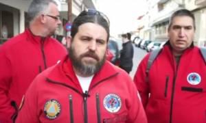 Ανθή Λινάρδου: Τι λένε τα μέλη της Ελληνικής Ομάδας Διάσωσης που συμμετείχαν στις έρευνες