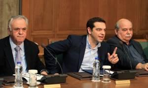 Σε εξέλιξη το υπουργικό Συμβούλιο υπό τον Τσίπρα