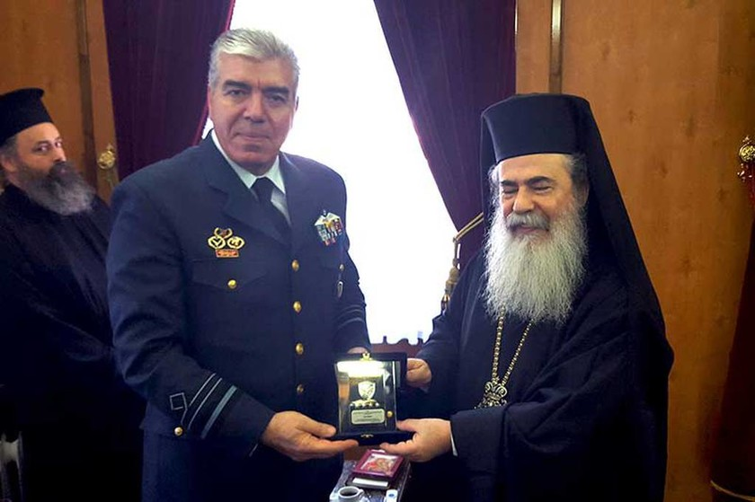 Επίσκεψη Αρχηγού ΓΕΑ στο Ισραήλ (pics)