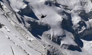 Τραγωδία στις Άλπεις: Τρεις νεκροί από χιονοστιβάδα (pics+vid)