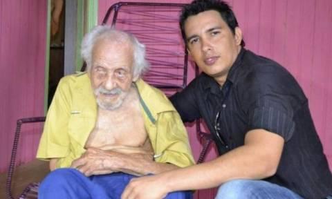Βραζιλία: Αυτός είναι ο γηραιότερος άνδρας του κόσμου ετών... 131! (pics)