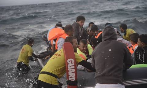 Μυτιλήνη: Συνελήφθη Ισπανός, μέλος ΜΚΟ για τους πρόσφυγες