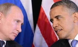 Επικοινωνία Ομπάμα με Πούτιν για Ουκρανία και Συρία