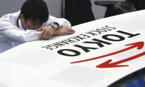 «Βυθίζονται» οι δείκτες στο χρηματιστήριο της Ιαπωνίας