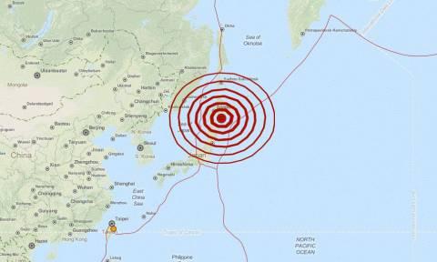 Ισχυρός σεισμός 6,7 Ρίχτερ στην Ιαπωνία