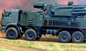 Η Ρωσία μεταφέρει αντιαεροπορικά πυραυλικά συστήματα στα σύνορα με την Ευρώπη