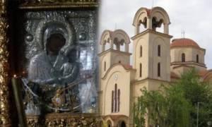 Στην Κατούνα η έλευση της εικόνας της Παναγίας από το Άγιο Όρος