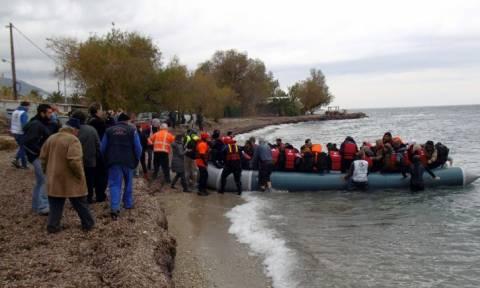 ΜΚΟ έβαζε παράνομα μετανάστες στην Λέσβο - Προβληματισμός στις αρχές