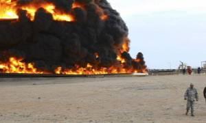 Έκρηξη σε σημαντικό αγωγό πετρελαίου στη Λιβύη