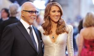 Πέθανε ο σύζυγος της Celine Dion