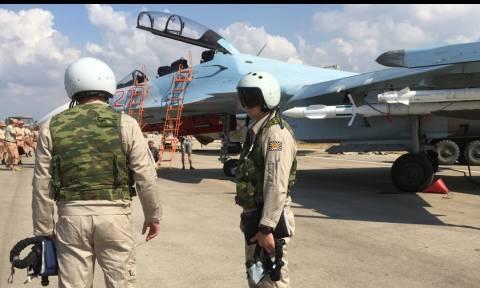 «Πράσινο φως» από τη Συρία στη Ρωσία για επ' αόριστον αεροπορικές επιχειρήσεις