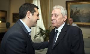 Έτοιμος να επιστρέψει στον ΣΥΡΙΖΑ ο Φώτης Κουβέλης