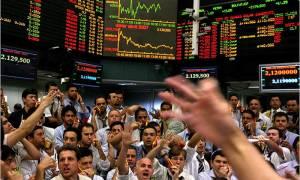 Πτωτικές οι τάσεις στα Ευρωπαϊκά Χρηματιστήρια