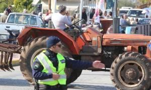 Αργολίδα: Σε εξέλιξη αγροτικές κινητοποιήσεις - Αποκλείστηκε η Εθνική Οδό Άργους-Ναυπλίου