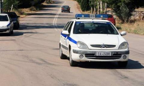 Αστυνομική επιχείρηση «σκούπα» σε πέντε νομούς της Στερεάς Ελλάδας
