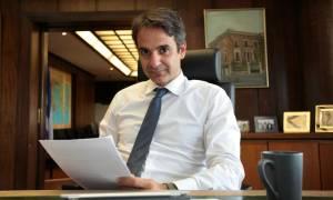 Νέο Ασφαλιστικό - Μητσοτάκης: Η κυβέρνηση τιμωρεί την εργασία