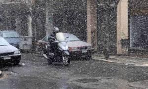 Έρχεται κακοκαιρία: Οι 25 πόλεις που θα δουν χιόνι τις επόμενες ημέρες