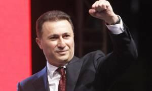 Σκόπια: Παραιτήθηκε ο Νίκολα Γκρούεφσκι