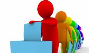 Δημοσκόπηση: Πρώτο κόμμα η ΝΔ μετά την εκλογή Μητσοτάκη