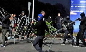 Ταυτοποιήθηκαν 8 μετανάστες που συμμετείχαν στα επεισόδια βίας στο Αμβούργο την Πρωτοχρονιά