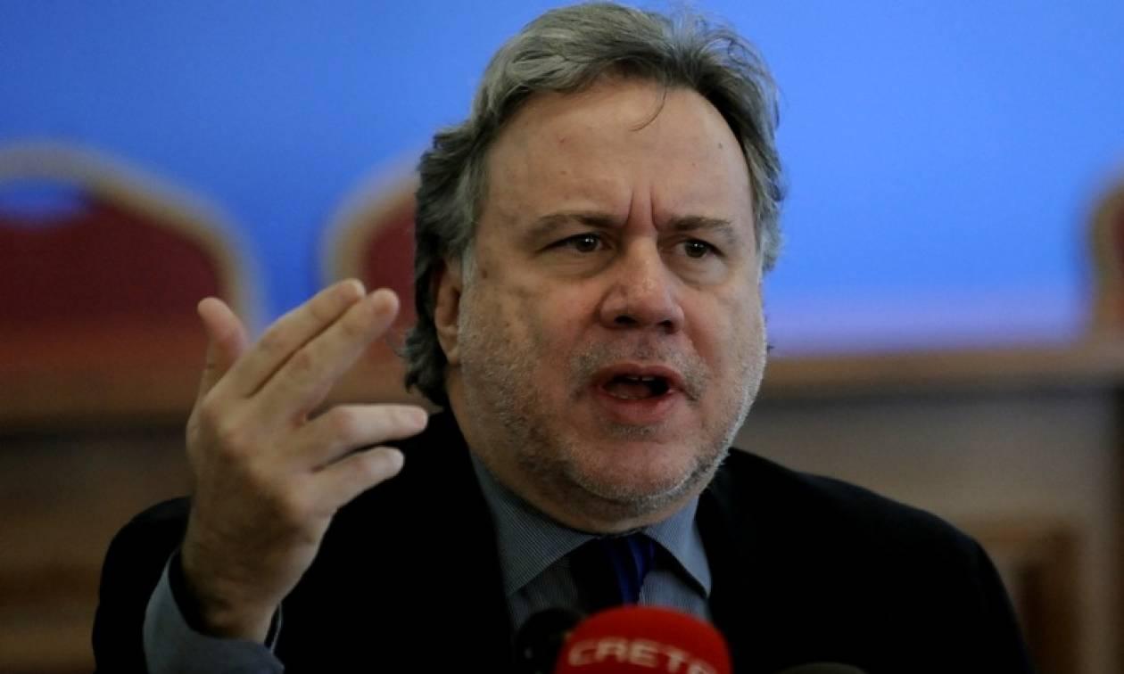 Κατρούγκαλος: Δεν θα επιτρέψουμε περαιτέρω μείωση συντάξεων