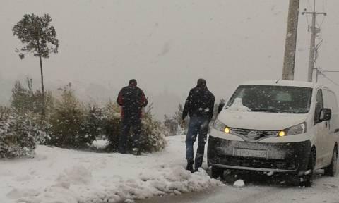 Καιρός: Σφοδρό κύμα κακοκαιρίας σαρώνει τη χώρα – Πότε ξεκινά η επέλαση του χιονιά