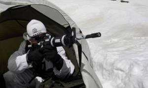 Δείτε πώς εκπαιδευόνται οι Ελλήνες Χιονοδρόμοι Καταδρόμεις (vid)