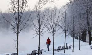 Καιρός: Προσοχή! Πολικό ψύχος την Τρίτη και την Τετάρτη – Πού θα δείξει -30 βαθμούς ο υδράργυρος