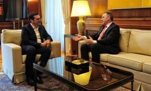 Τσίπρας προς Μπόργιανς: Είστε διάσημος στην Ελλάδα