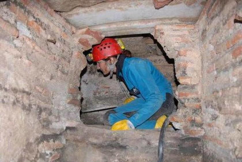 Τι έχει προκαλέσει το δέος των Τούρκων ερευνητών κοντά στην Αγ. Σοφία στην Πόλη; (pics)