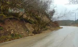 Κακοκαιρία: Βροχές και καταιγίδες σαρώνουν την Ήπειρο (photos)