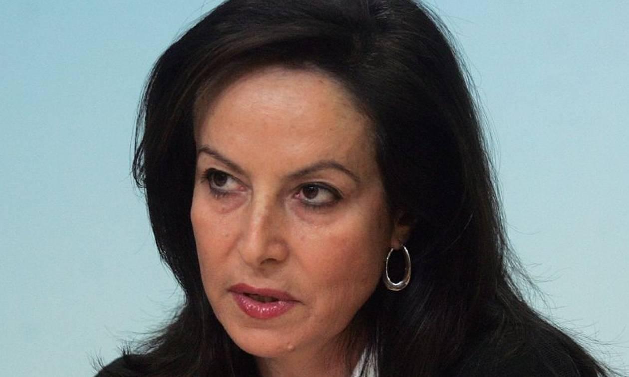 Διαμαντοπούλου: Θετική εξέλιξη η εκλογή του Κυριάκου Μητσοτάκη