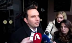 Έγκλημα Κοζάνη: Προφυλακίστηκε ο συζυγοκτόνος - Τι είπε ο δικηγόρος του (vid)