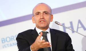 Ο Σιμσέκ καλεί τη Γερμανία να ενισχύσει τη στρατιωτική της δέσμευση στη Συρία