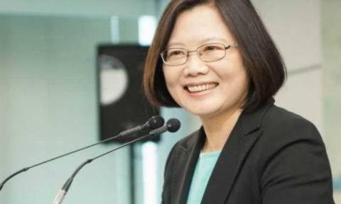 Αντιδράσεις Κίνας και ΗΠΑ στην εκλογή της Τσάι Ινγκ-Ουέν