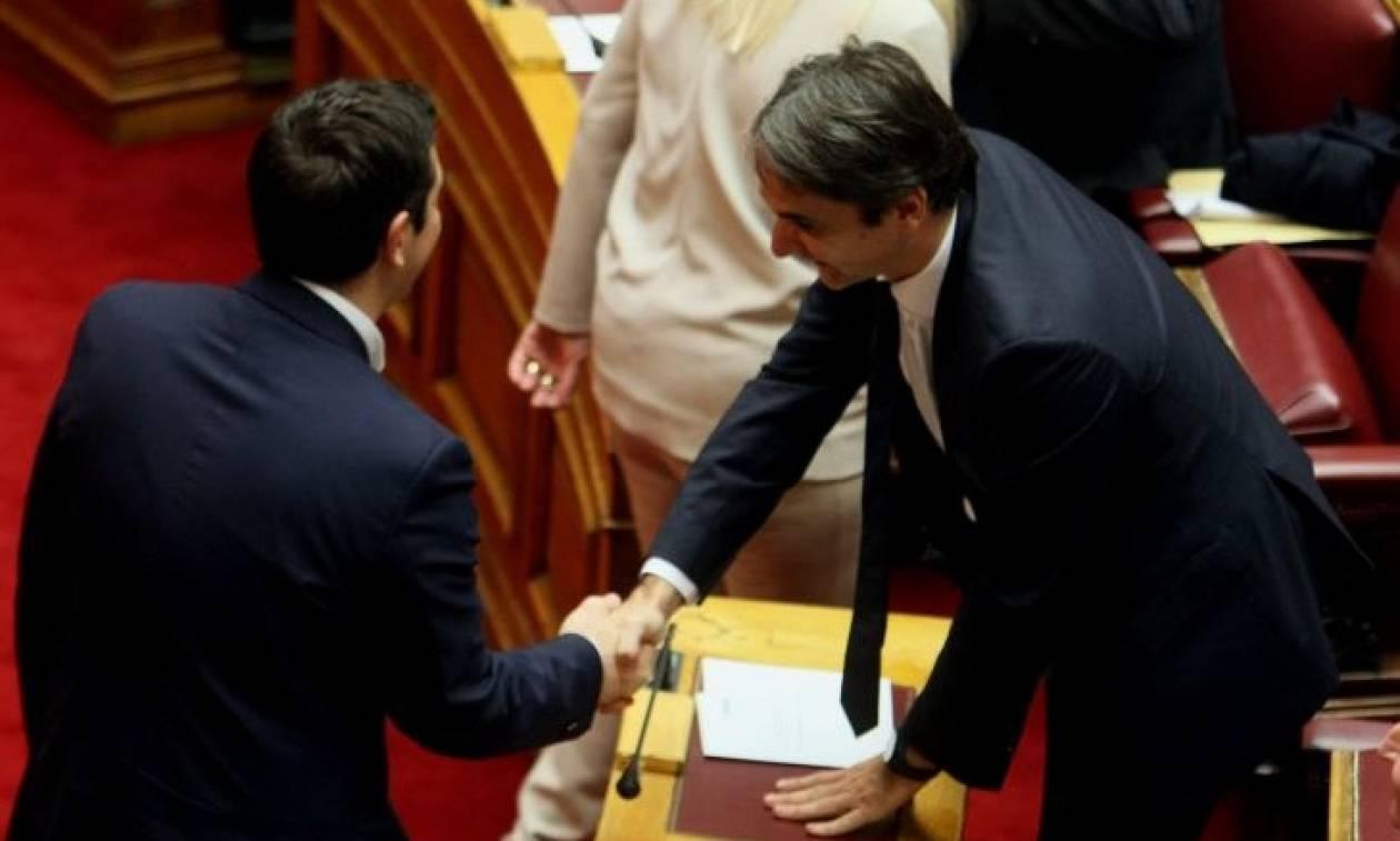 Alco: Προβάδισμα 3,3% για τη ΝΔ έναντι του ΣΥΡΙΖΑ
