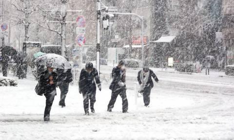 Καιρός: «The Big One» - Ο χιονιάς χτυπά τη χώρα