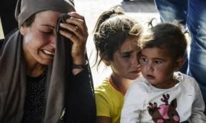 Σφαγή στη Συρία: Εκατοντάδες άμαχοι νεκροί από επίθεση του ISIS (Vid)