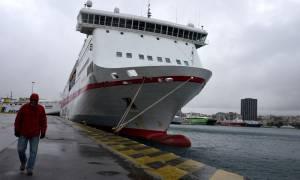 Δεμένα τα πλοία λόγω κακοκαιρίας - Ποια δρομολόγια αναβάλλονται